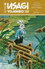 Image: Usagi Yojimbo Saga Vol. 06 Limited Edition HC  - Dark Horse Comics