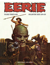 Image: Eerie Archives Vol. 21 HC  - Dark Horse Comics