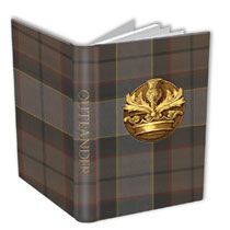 Image: Outlander Journal Crown & Thistle  - Dark Horse Comics
