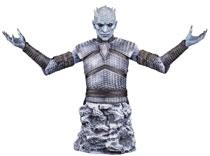 Image: Game of Thrones Nights King Bust  - Dark Horse Comics