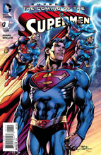 Image: Superman: The Coming of the Supermen #1 - DC Comics