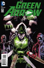 Image: Green Arrow #49 - DC Comics