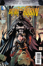 Image: Batman & Robin Eternal #21 - DC Comics