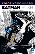 Image: Coloring DC - Batman: Hush SC  - DC Comics