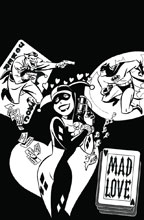 Image: Coloring DC - Batman: Mad Love Featuring Harley Quinn SC  - DC Comics