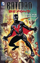 Image: Batman Beyond Vol. 01: Brave New Worlds SC  - DC Comics