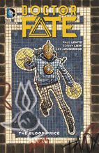 Image: Doctor Fate Vol. 01: The Blood Price SC  - DC Comics