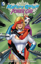 Image: Harley Quinn and Power Girl SC  - DC Comics