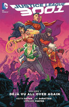 Image: Justice League 3001 Vol. 01: Deja Vu All Over Again SC  - DC Comics