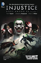 Image: Injustice: Gods Among Us: Year One - The Complete Collection SC  - DC Comics