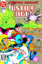 Image: Superman and Justice League America Vol. 01 SC  - DC Comics