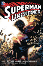 Image: Superman Unchained SC  - DC Comics
