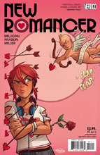 Image: New Romancer #3 - DC Comics - Vertigo
