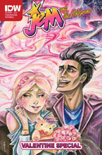 Image: Jem and the Holograms Valentine Special   - IDW Publishing