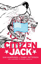 Image: Citizen Jack #4 (cover A - Patterson & Todd) - Image Comics
