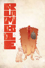 Image: Rumble Vol. 02: A Woe That Is Madness SC  - Image Comics