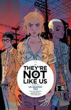Image: They're Not Like Us Vol. 02 SC  - Image Comics