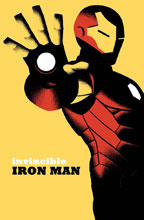 Image: Invincible Iron Man #6 (Michael Cho variant cover - 00621) - Marvel Comics