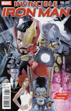 Image: Invincible Iron Man #6 (Neal Adams variant cover - 00641) - Marvel Comics