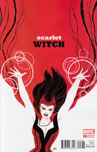 Image: Scarlet Witch #3 (Michael Cho variant cover - 00331) - Marvel Comics