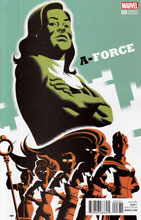 Image: A-Force #3 (Michael Cho variant cover - 00331) - Marvel Comics