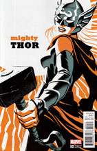 Image: Mighty Thor #4 (Michael Cho variant cover - 00431) - Marvel Comics