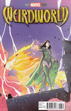 Image: Weirdworld #3 (variant cover - Carreon) - Marvel Comics