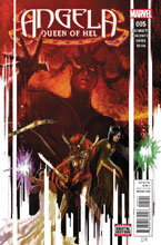 Image: Angela: Queen of Hel #5 - Marvel Comics