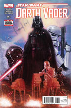 Image: Darth Vader #17 - Marvel Comics