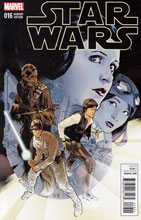 Image: Star Wars #16 (Immonen variant cover - 01641) - Marvel Comics