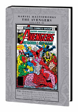 Image: Marvel Masterworks: The Avengers Vol. 16 HC  - Marvel Comics