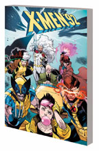 Image: X-Men '92 Vol. 00: Warzones! SC  - Marvel Comics
