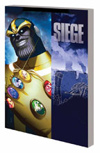 Image: Siege: Battleworld SC  - Marvel Comics