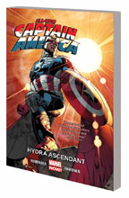 Image: All-New Captain America Vol. 01: Hydra Ascendant SC  - Marvel Comics
