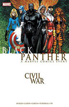Image: Civil War: Black Panther SC  (new printing) - Marvel Comics