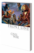 Image: Civil War: Front Line SC  - Marvel Comics