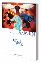 Image: Civil War: X-Men SC  - Marvel Comics