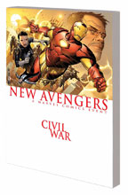 Image: Civil War: New Avengers SC  - Marvel Comics