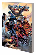 Image: Captain Ameria and The Falcon by Christopher Priest: The Complete Collection SC  - Marvel Comics