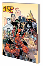 Image: Deadpool Classic Vol. 15: All the Rest SC  - Marvel Comics