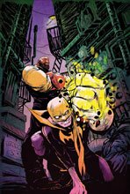 Image: Power Man and Iron Fist #1 by Greene Poster  - Marvel Comics