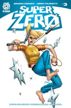 Image: Superzero #3 - Aftershock Comics
