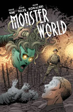 Image: Monster World #3 (regular cover - Kowalski) - American Gothic Press