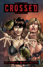 Image: Crossed Vol. 15 HC  - Avatar Press Inc