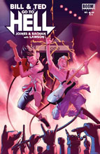 Image: Bill & Ted Go to Hell #1 - Boom! Studios