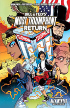 Image: Bill & Ted's Most Triumphant Return SC  - Boom! Studios