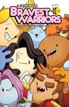 Image: Bravest Warriors Vol. 06 SC  - Boom! Studios