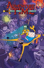 Image: Adventure Time Vol. 08 SC  - Boom! Studios
