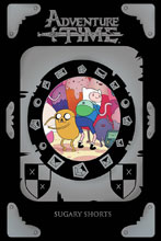 Image: Adventure Time: Sugary Shorts Vol. 01 Enchiridion Edition HC  - Boom! Studios