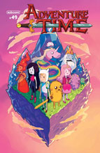 Image: Adventure Time #49 - Boom! Studios